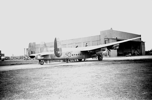 Avro York f3.5 30th 1/8 wide angle Elmar  01