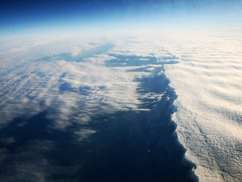 crazy cloud bank over the british isles. freaky man.