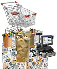 cash(0.0), supermarket(0.0), furniture(0.0), play(0.0), money(1.0), shopping cart(1.0), cart(1.0),