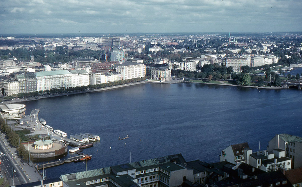 Hamburg - Binnen Alster