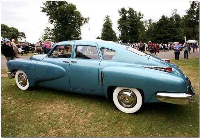 1948 Tucker Torpedo American Classic Goodwood Festival of Speed 2008