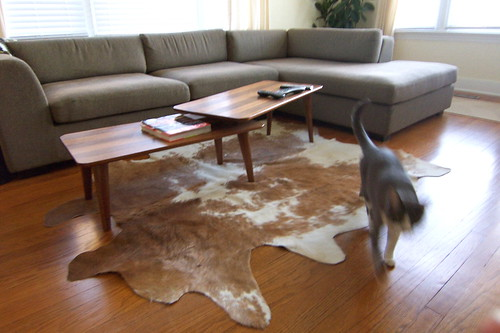 Ikea Cowhide Rug Roselawnlutheran The Ideas Of Living Room