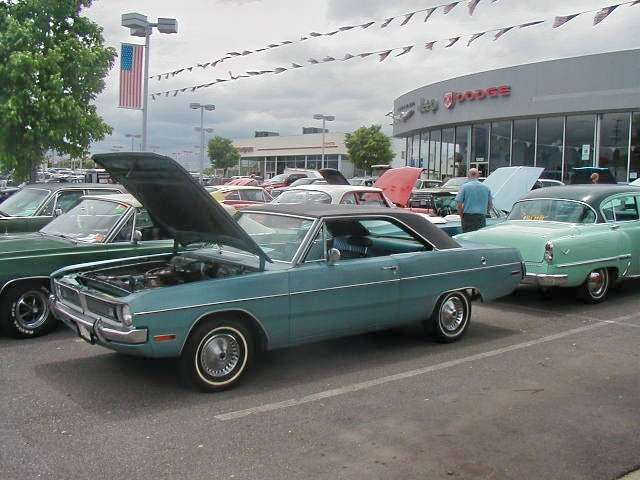 1970 Dodge Dart Swinger Chrysler Product Owners Club