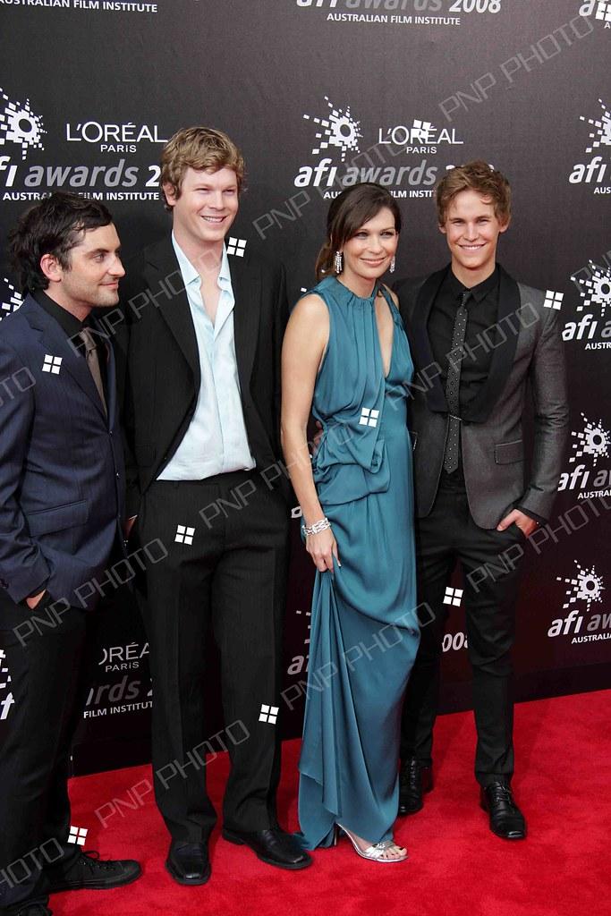 Focus On Famous   The L'Oreal Paris 2008 AFI Awards   Red Carpet Arrivals
