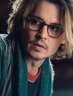Johnny Depp secret window