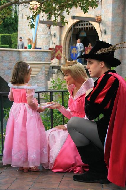 princess aurora sleeping beauty and prince philip meet a