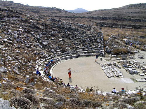 Greece - Delos Island