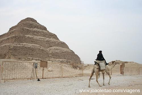Pirâmides de Sacara