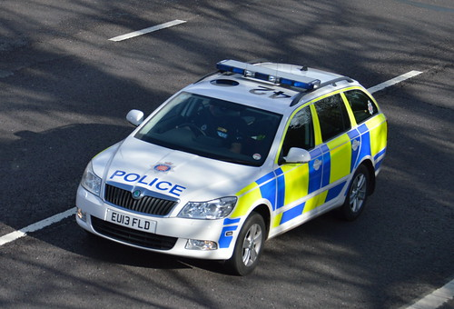 Essex Police | Skoda Octavia | Roads Policing Unit | T10 | EU13 FLD