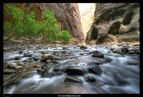 Following the Virgin River