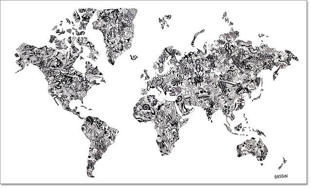 World map designer madohkotupakka world map designer gumiabroncs Gallery