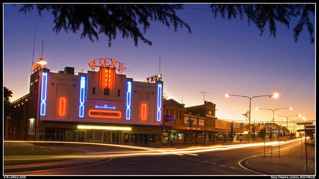 Leeton Australia  city images : Roxy Theatre, Leeton NSW, Australia | Roxy Theatre, Leeton N ...