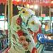 Small photo of Hartford Carousel Horse