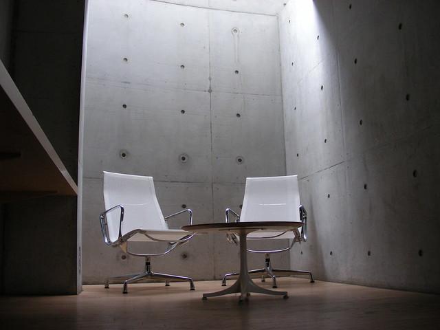 Vitra Conference Pavillon, Tadao Ando