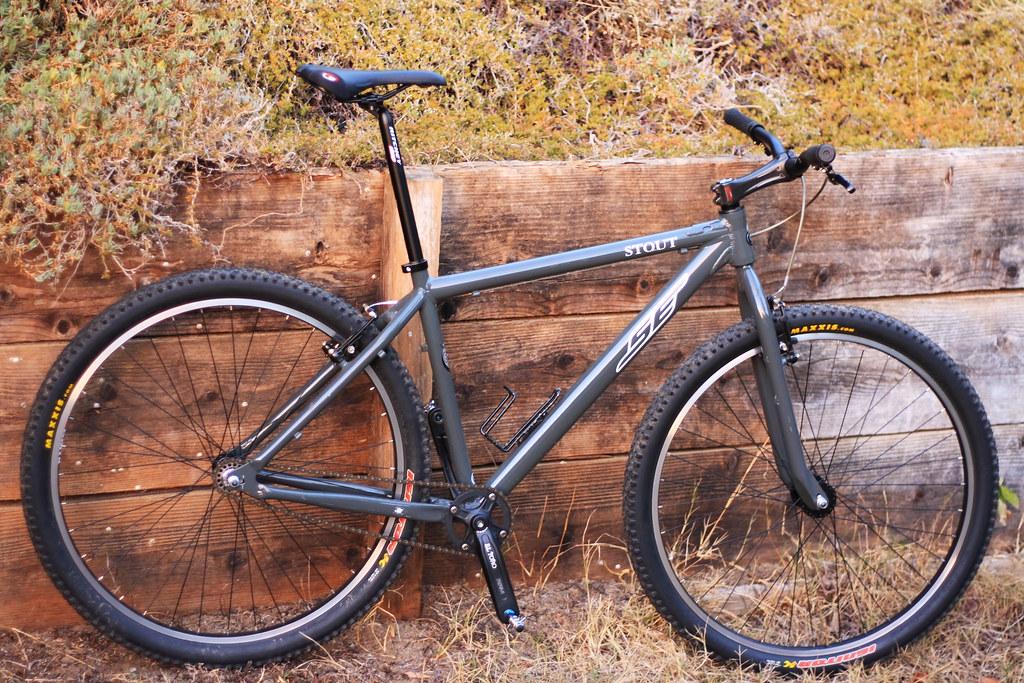 SINGLE SPEED 29ER BIKES : 29ER BIKES - 20 MONGOOSE BICYCLE