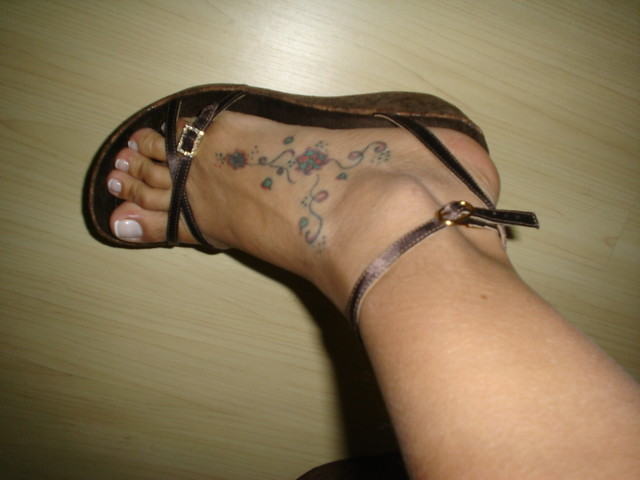 sahring my wife tattoo leck mich