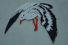 Sea Gull Mosaic
