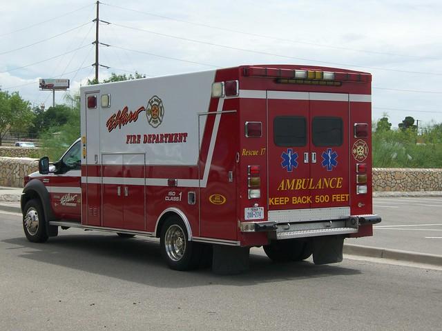 El Paso Tx Fire Dept Rescue 17 El Paso Fire Dept