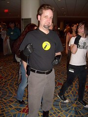 Captain Hammer costume