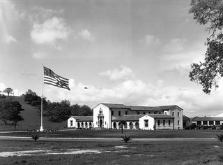 Hamilton Field, CA Headquarters 8 April 1935
