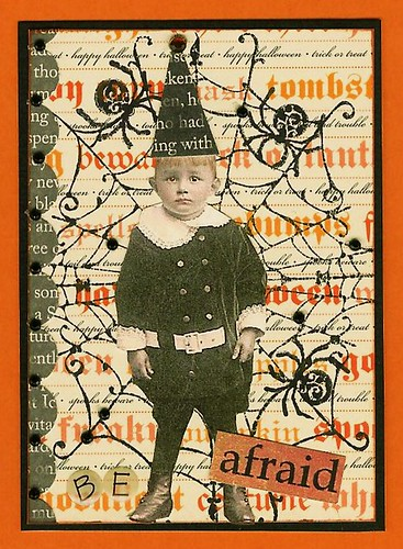 Be Afraid - ATC ~Traded~