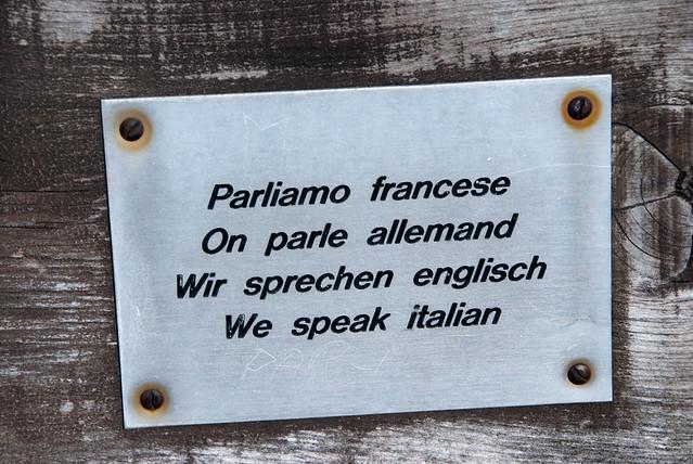 Language Scramble