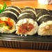Giant Clam Roll / Spicy Tuna Roll / Yellowtail Scallion Roll @ Hide Sushi by eileen1675