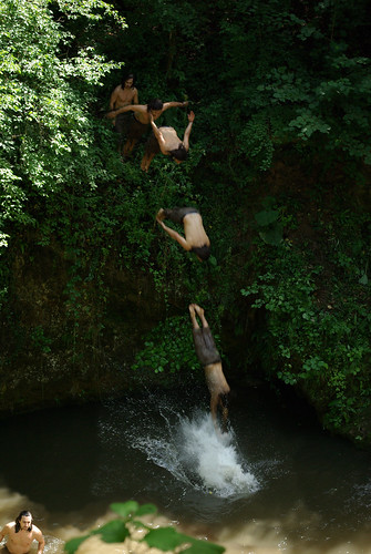 travel green water jump bosna republikasrpska pentaxk10d donjipetrovići skokuvodu џeronimooooooooooooooooooooo
