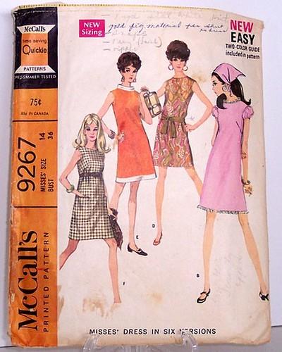 vintage mccall\'s pattern catalog