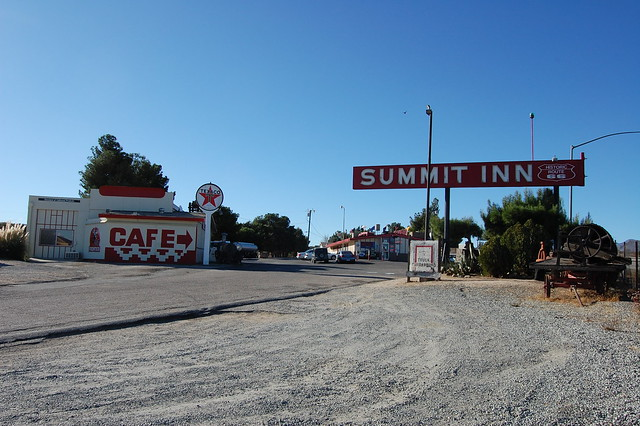 Los Angeles - Amboy Summit Inn
