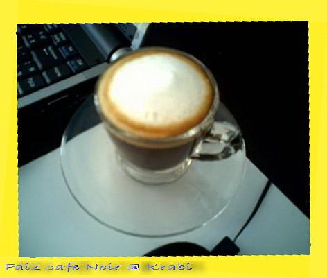 Hot Espresso Machiato