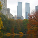 New York City fall foliage