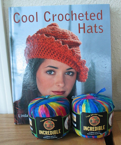 Crochet Yarn and Crochet Hooks - Beginner Crochet Patterns