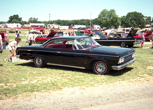 Chryslers At Carlisle >> 1964 Dodge Custom 880 | Flickr - Photo Sharing!