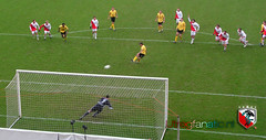 Penalty Roda JC, Meeuwis (3-1)