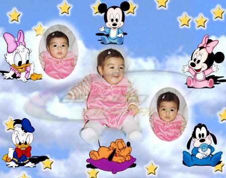 Personajes de Disney bebés - Imagui