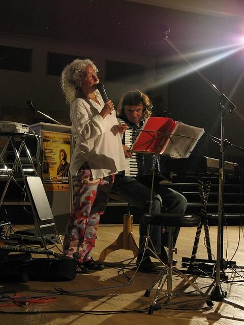 Wenzel & Nora Guthrie