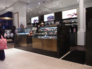 Melbourne Lindt Chocolate Cafe