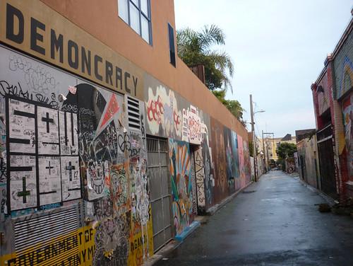Mission Mural Art