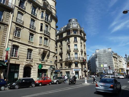 Paris, near Bois de Boulogne