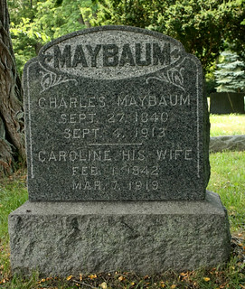 CharlesandCarolineMaybaum