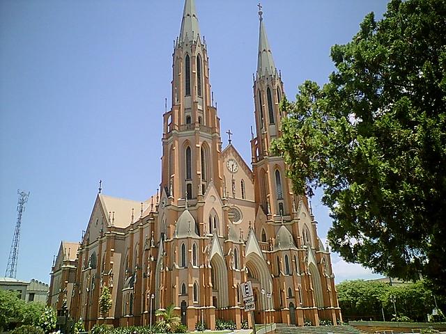 Ven ncio aires igreja s o sebasti o m rtir flickr for A mobilia venancio aires