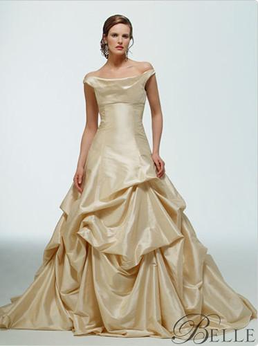 belle wedding dress 2 Gorgeous dress 2 also based on Belle