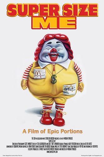 Super Size Me Ronald