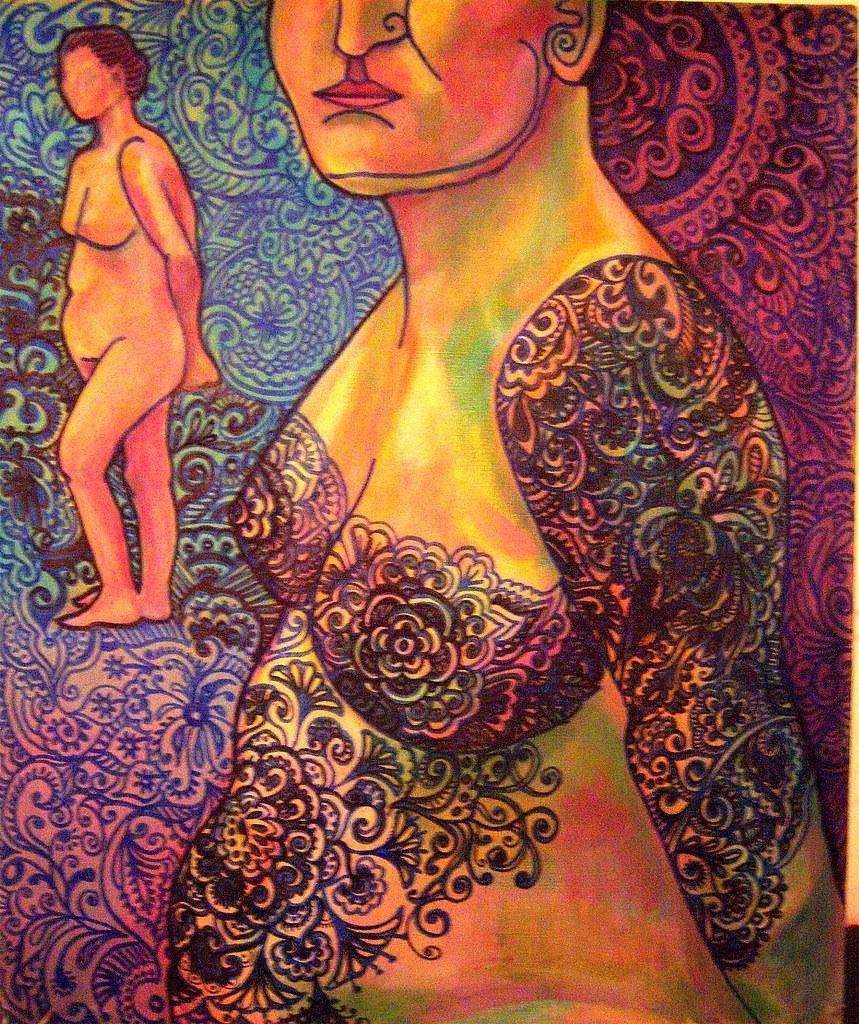 Nude Henna