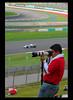 Hunting Kimi di Sepang F1 Circuit