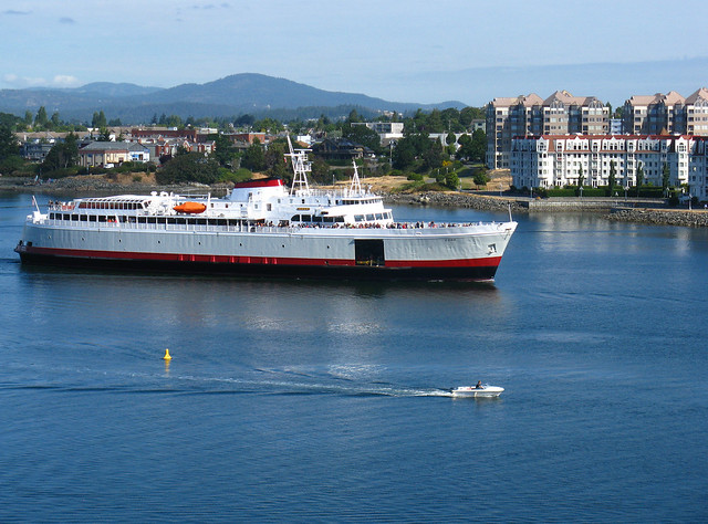 Port Angeles Ferry To Whidbey Island