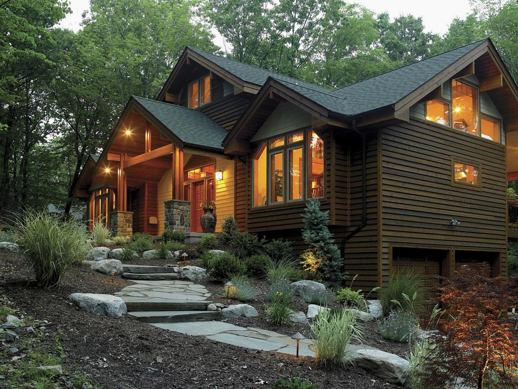 38931 Craftsman Summerwood Lindal Cedar Home In New