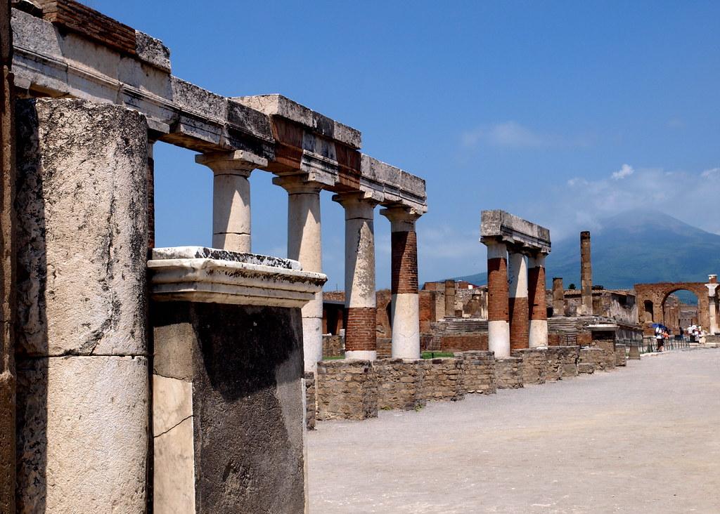 Hotel Maiuri Pompei Italy