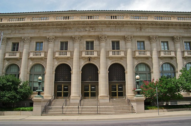 Oklahoma City Post Office Flickr Photo Sharing